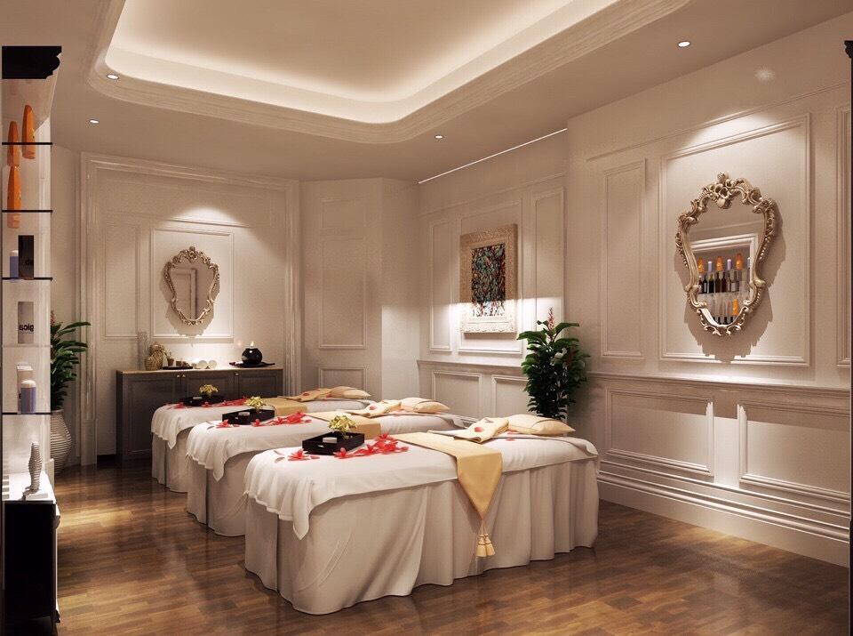 Thiết kế spa đẹp giúp kinh doanh thành công thiet ke noi that spa dep 3