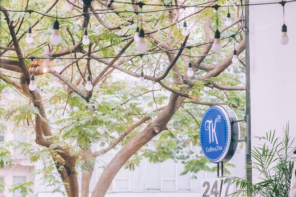 Trân Kỳ Coffee & Tea - Nguyễn Thái Học, Bến Nghé, Quận 1, HCM thiet ke thi cong quan cafe Tran Ky Coffetea 11