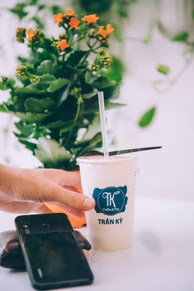 Trân Kỳ Coffee & Tea - Nguyễn Thái Học, Bến Nghé, Quận 1, HCM thiet ke thi cong quan cafe Tran Ky Coffetea 12