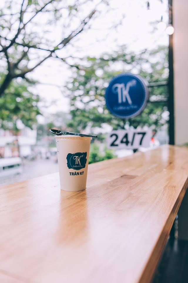 Trân Kỳ Coffee & Tea - Nguyễn Thái Học, Bến Nghé, Quận 1, HCM thiet ke thi cong quan cafe Tran Ky Coffetea 3