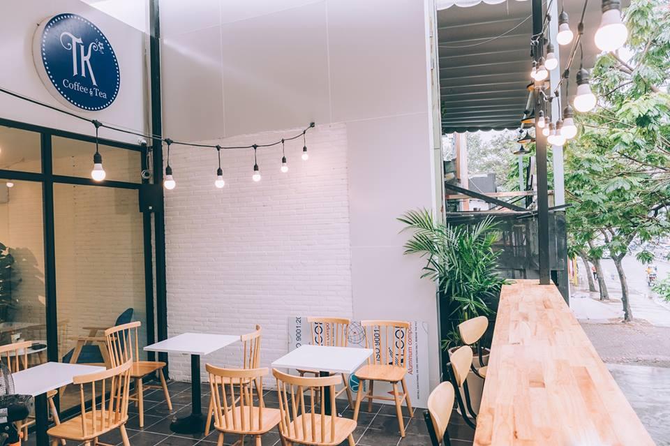Dự án thiet ke thi cong quan cafe Tran Ky Coffetea 5