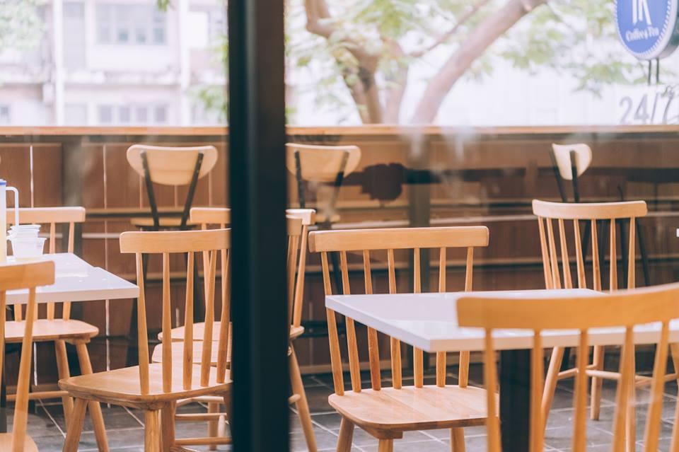 Trân Kỳ Coffee & Tea - Nguyễn Thái Học, Bến Nghé, Quận 1, HCM thiet ke thi cong quan cafe Tran Ky Coffetea 6