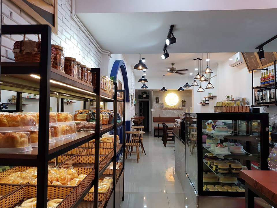 Thiên - Bread n' more - Thu hút khách hàng với phong cách trẻ trung hiện đại thiet ke tiem banh cafe tai Thu Duc 10