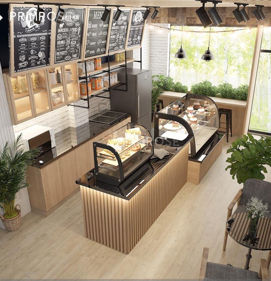 Thiên - Bread n' more - Thu hút khách hàng với phong cách trẻ trung hiện đại thiet ke tiem banh cafe tai Thu Duc 4