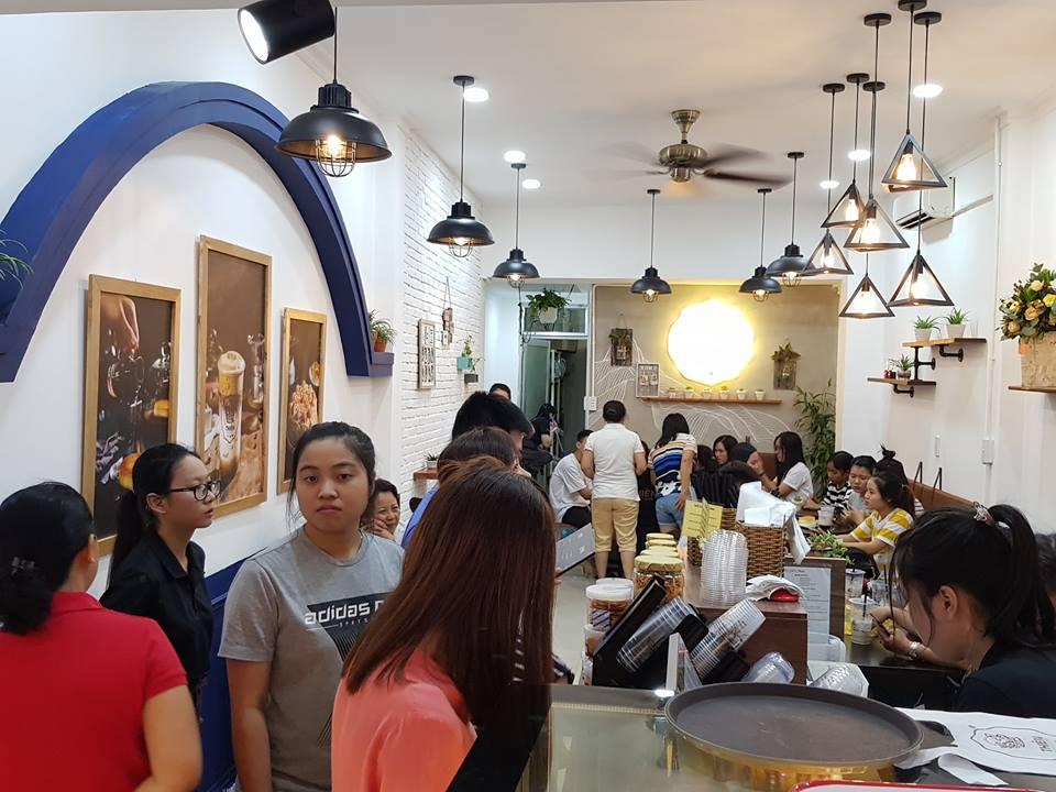 Thiên - Bread n' more - Thu hút khách hàng với phong cách trẻ trung hiện đại thiet ke tiem banh cafe tai Thu Duc 6