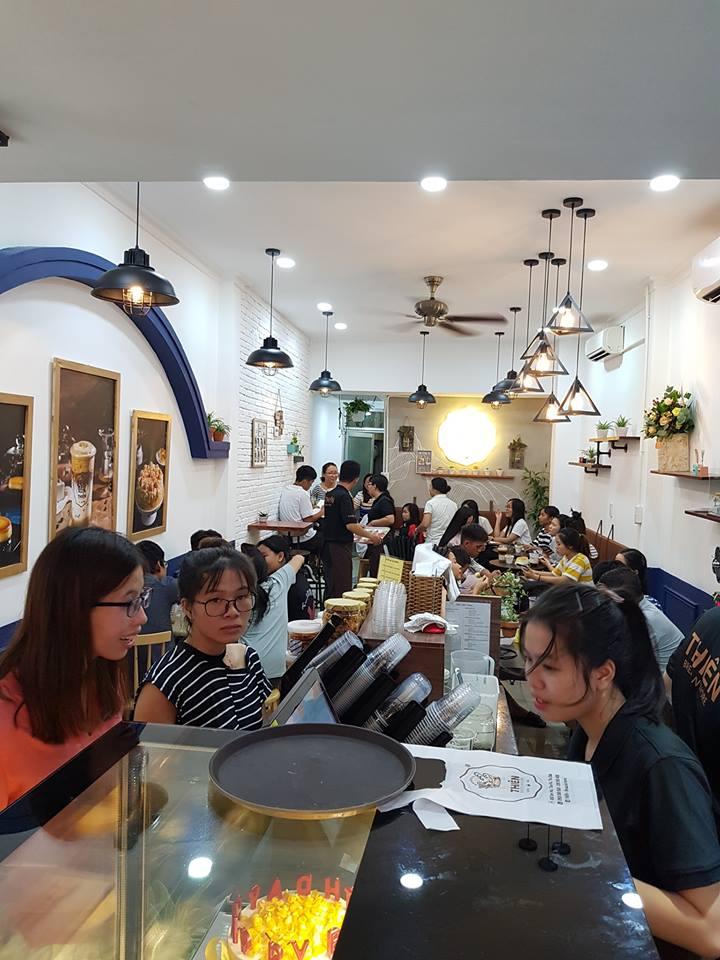 Thiên - Bread n' more - Thu hút khách hàng với phong cách trẻ trung hiện đại thiet ke tiem banh cafe tai Thu Duc 7