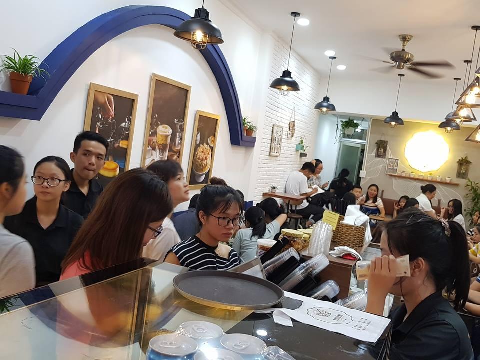 Thiên - Bread n' more - Thu hút khách hàng với phong cách trẻ trung hiện đại thiet ke tiem banh cafe tai Thu Duc 8