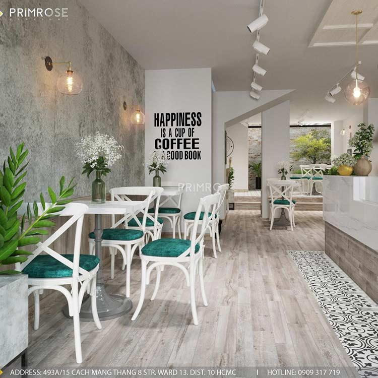 Trân Kỳ Cafe - Quán cafe phong cách Châu Âu sang trọng thiet ke quan cafe hien dai Chau Au 7