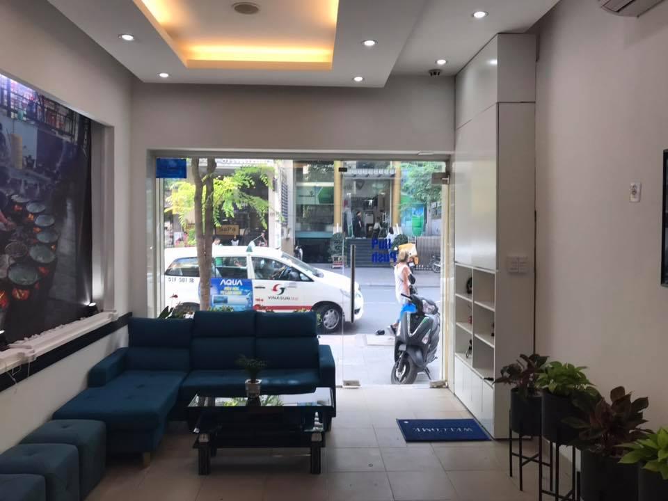 Massage Foot & Body Bến Thành - Quận 1 thi cong noi Spa 1