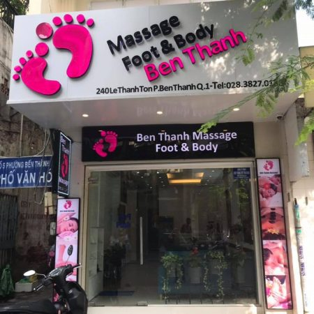 Massage Foot & Body Bến Thành – Quận 1