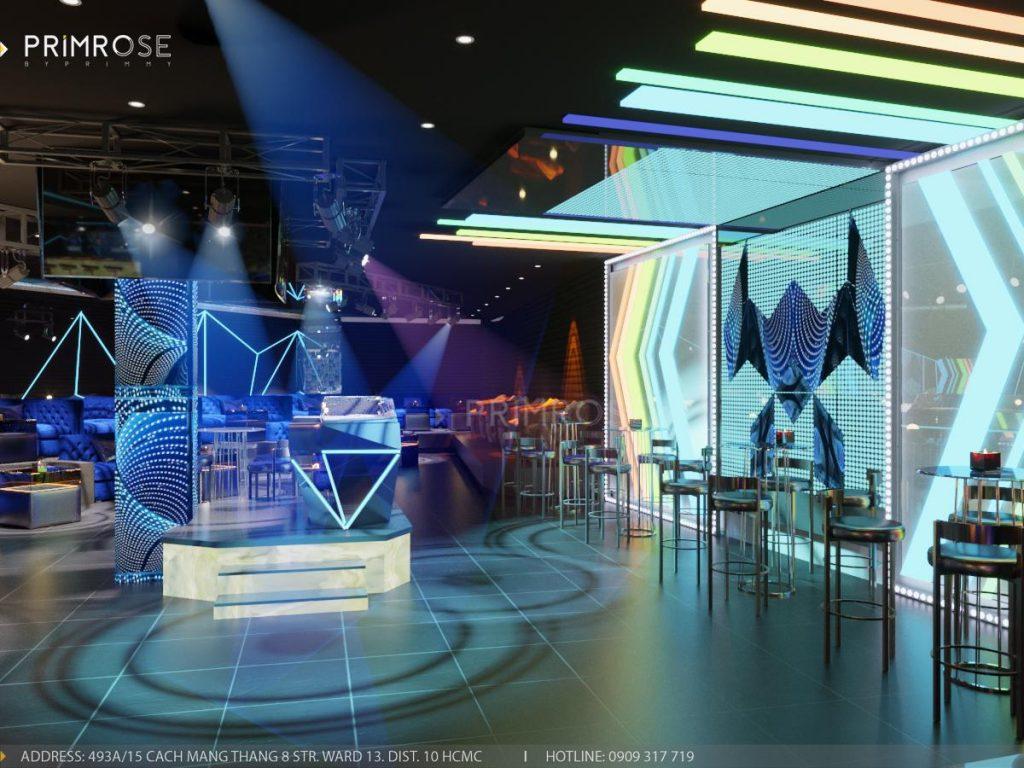 Cafe DJ - Nguyễn Doãn Thanh, Quận 10, HCM thiet ke noi that Cafe DJ 1