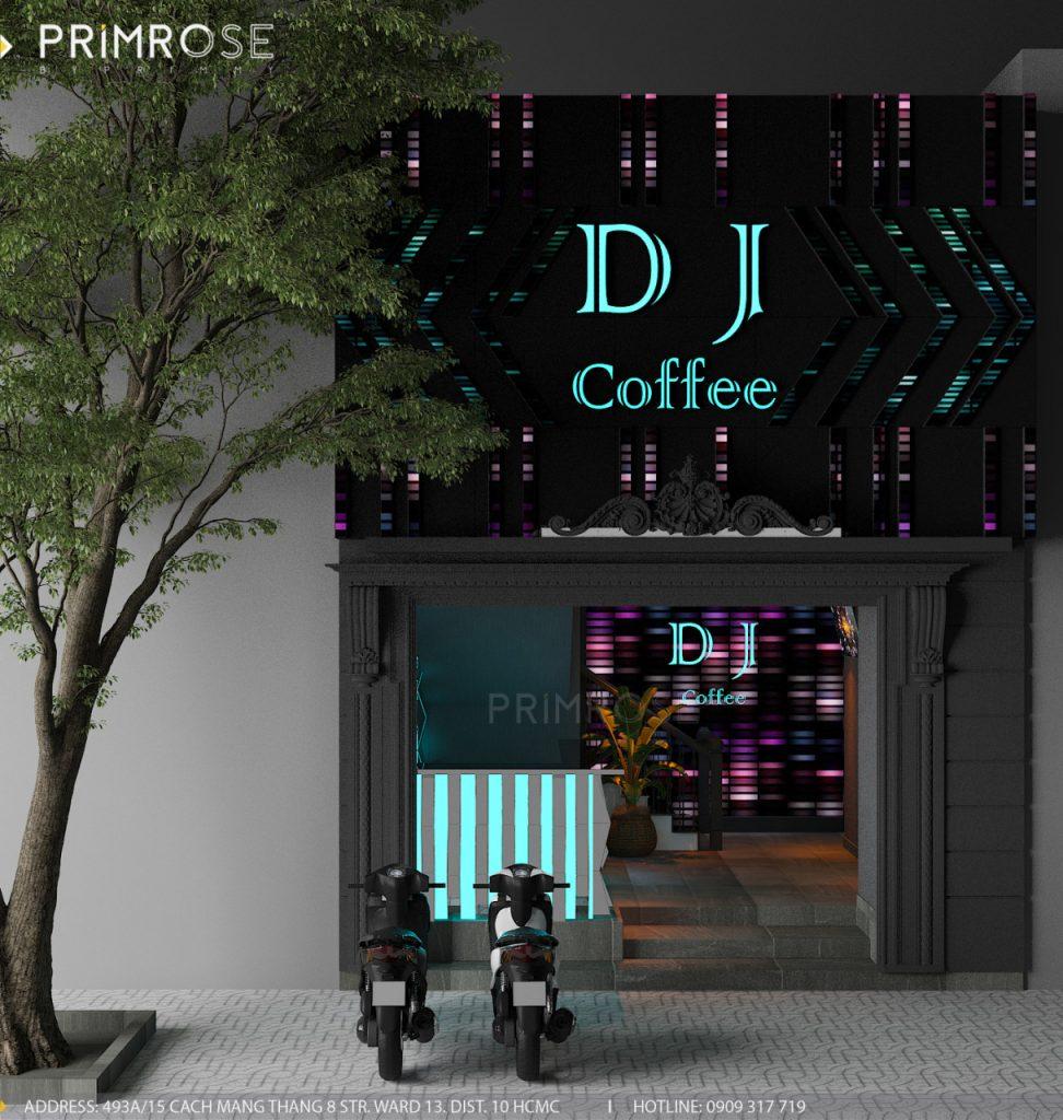 Cafe DJ - Nguyễn Doãn Thanh, Quận 10, HCM thiet ke noi that Cafe DJ 5