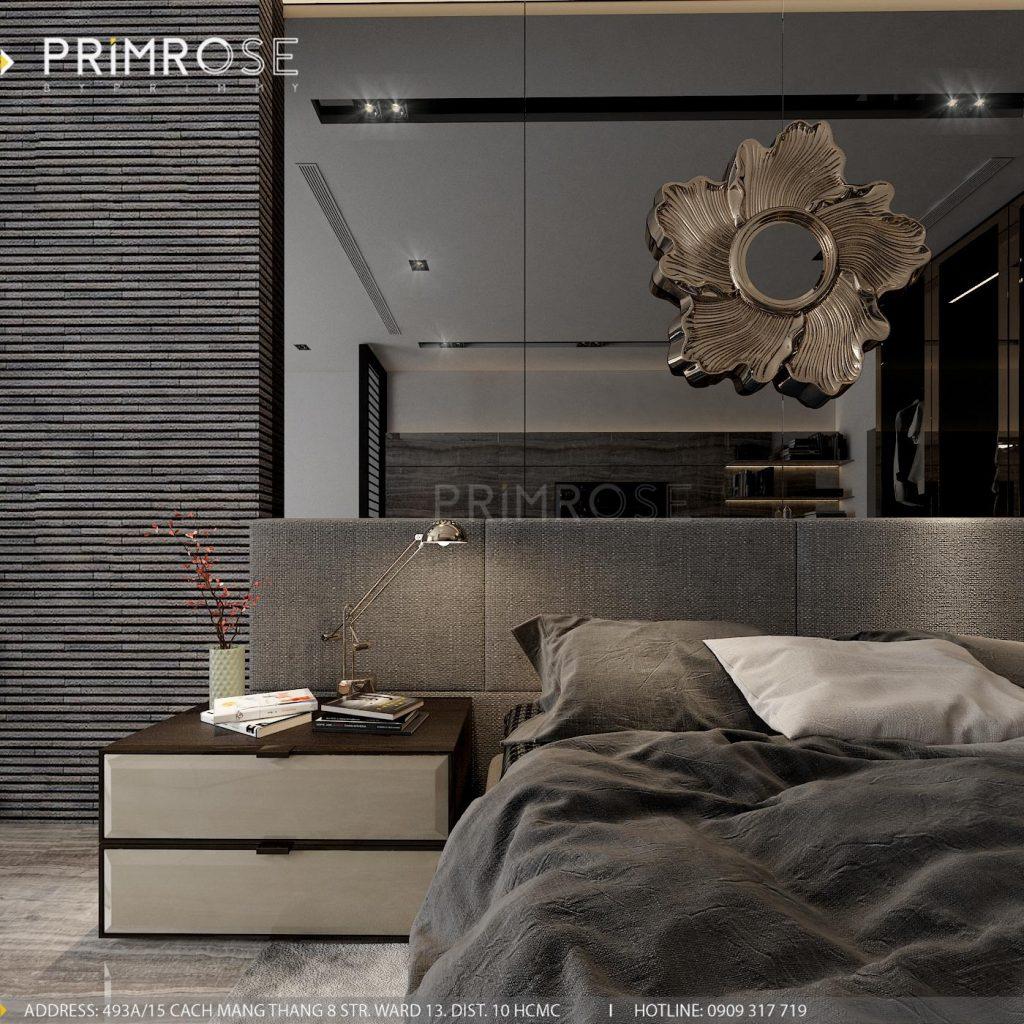 Thiết kế nội thất nhà phố hiện đại thiet ke noi that nha pho 5