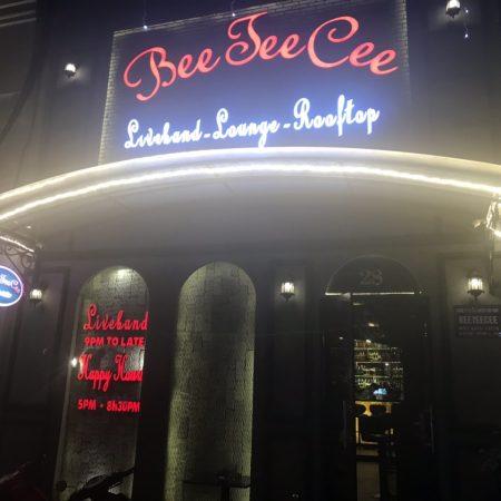 Bee Tee Cee – khám phá tổ hợp Bar-Lounge -Rooftop độc đáo tại HCM