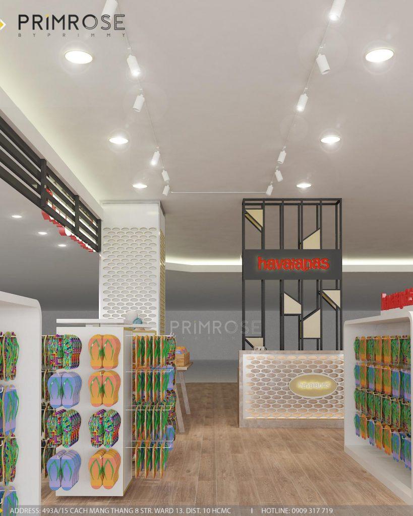 Havaianas - Không gian shop thời trang giày dép nổi bật với tông màu trẻ trung z1166300087574 a598c1d1b59fda746e9e0238186489e7