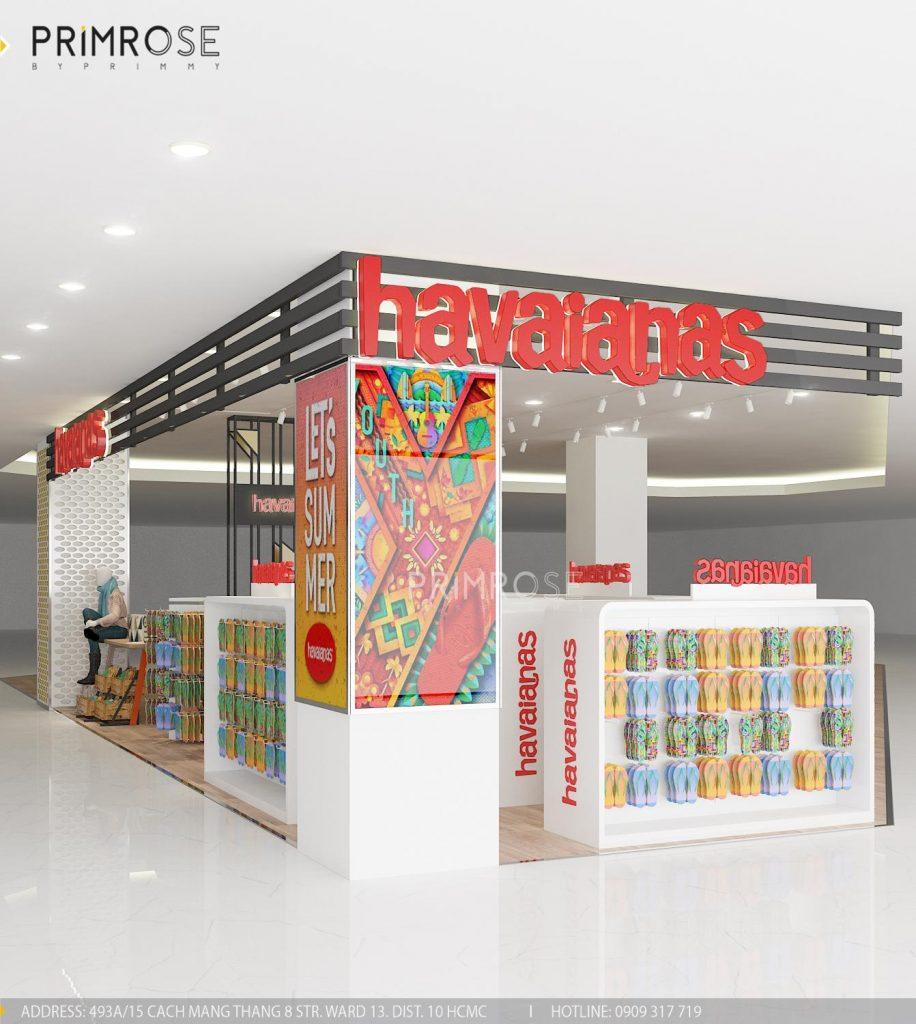 Havaianas - Không gian shop thời trang giày dép nổi bật với tông màu trẻ trung z1166300089490 9eea5d7d1faac9726ec5df3345b5b8db