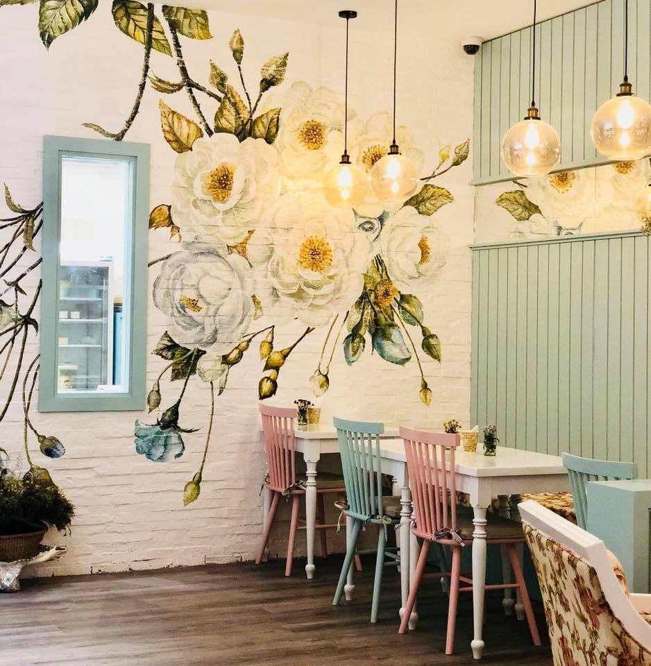 TATA Corner - tiệm cà phê bánh với không gian Pastel siêu cute và ngọt ngào 41298070 936861836525072 891037222352977920 n