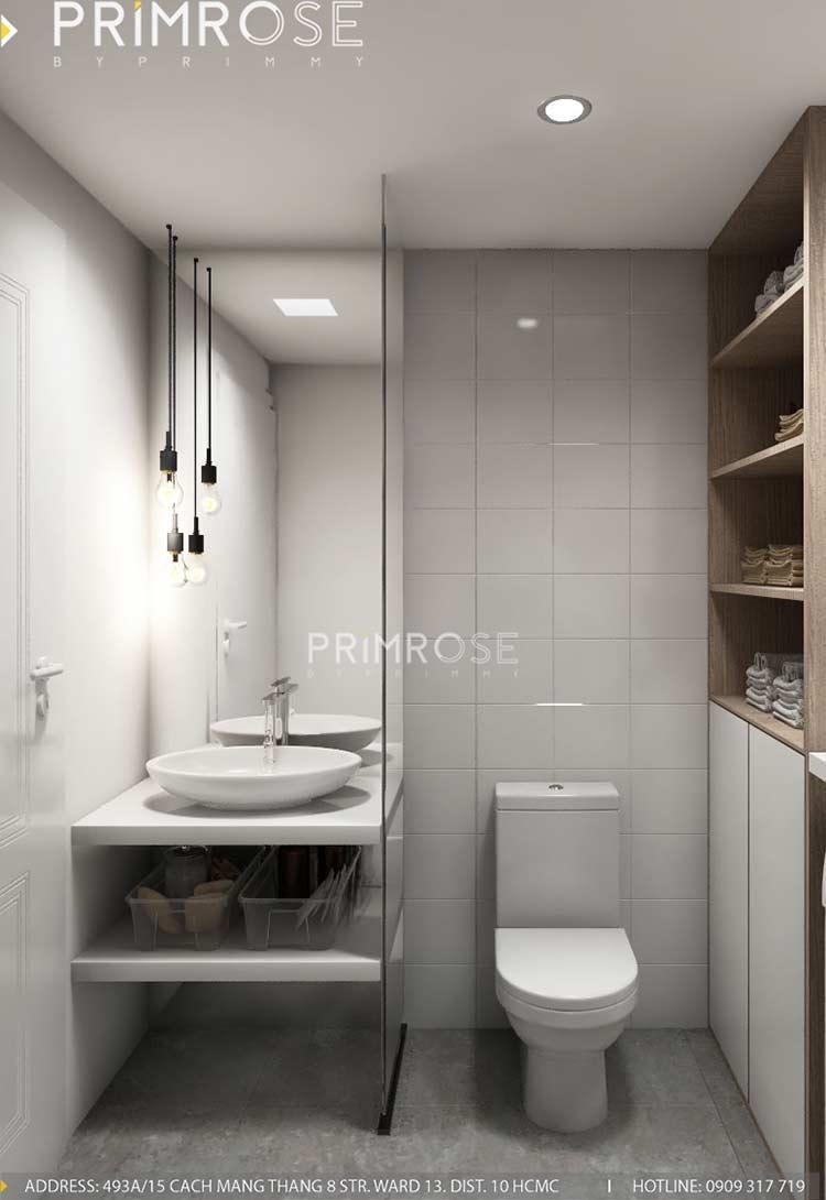 Thiết kế nội thất căn hộ Sunrise Riverside với 2 phòng ngủ thiet ke noi that can ho 65m2 phong cach hien dai 12
