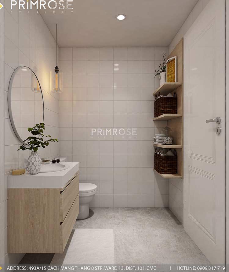 Thiết kế nội thất căn hộ Sunrise Riverside với 2 phòng ngủ thiet ke noi that can ho 65m2 phong cach hien dai 14