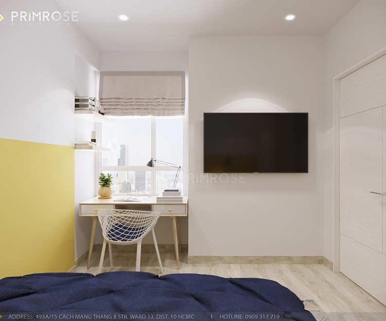 Căn hộ Everrich An Dương Vương 73m², thiết kế 2 phòng ngủ thiet ke noi that can ho hien dai dep 10