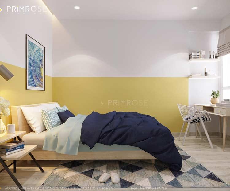 Căn hộ Everrich An Dương Vương 73m², thiết kế 2 phòng ngủ thiet ke noi that can ho hien dai dep 11