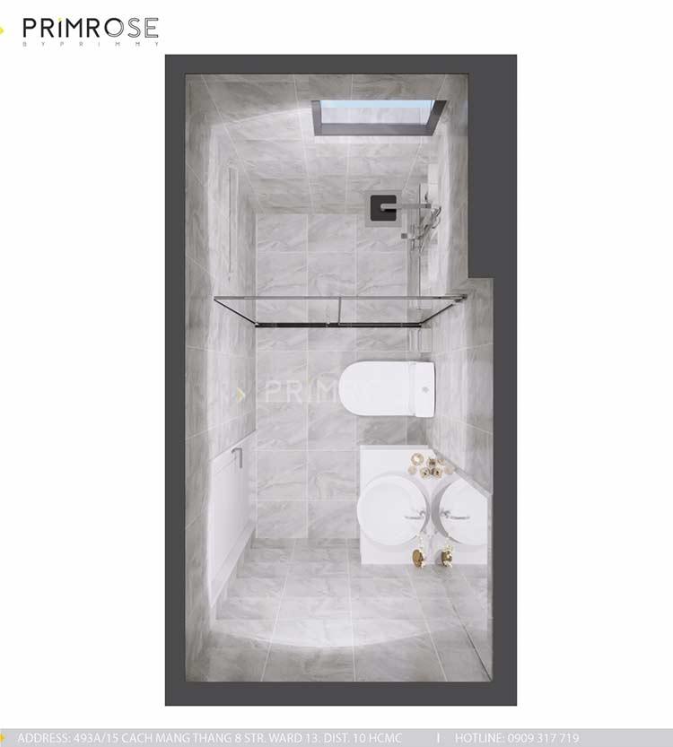 Căn hộ Everrich An Dương Vương 73m², thiết kế 2 phòng ngủ thiet ke noi that can ho hien dai dep 14