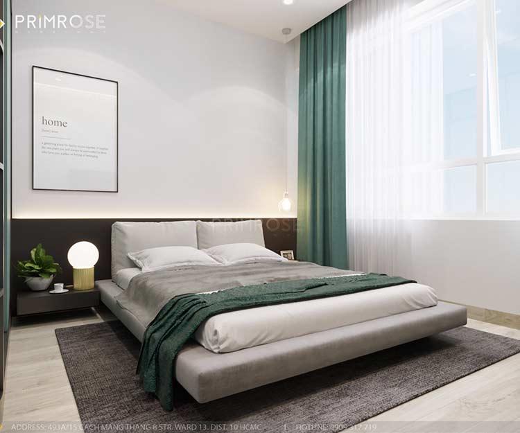 Căn hộ Everrich An Dương Vương 73m², thiết kế 2 phòng ngủ thiet ke noi that can ho hien dai dep 4