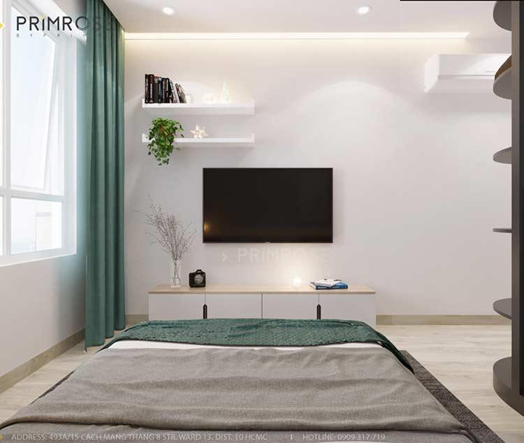 Căn hộ Everrich An Dương Vương 73m², thiết kế 2 phòng ngủ thiet ke noi that can ho hien dai dep 6