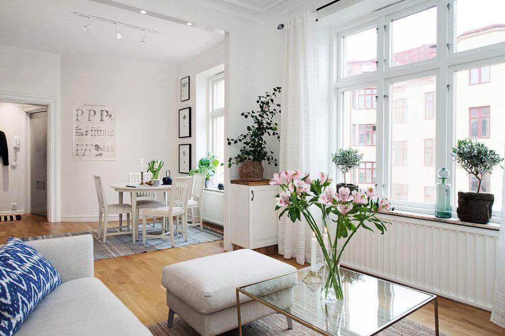 Scandinavian Style - Thổi hồn phong cách Bắc Âu vào ngôi nhà của bạn thiet ke noi that phong cach scandinavian 4
