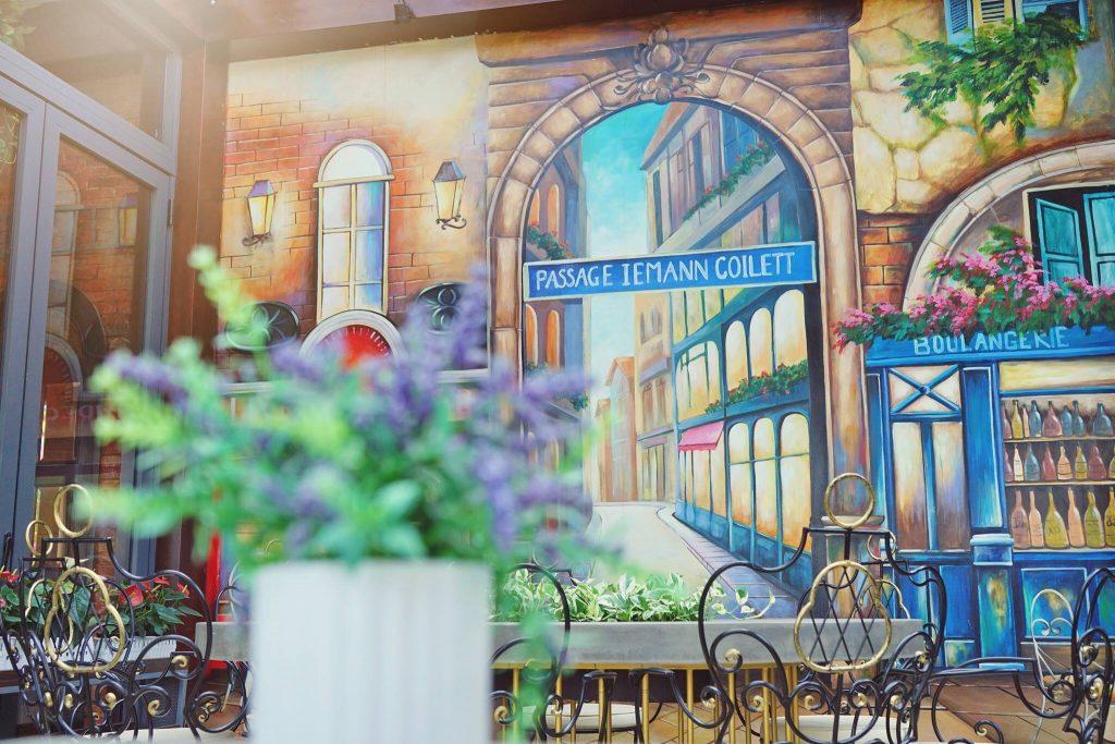 CoffeeVille - Điểm sống ảo view cực chất cho giới trẻ Sài Thành thiet ke quan cafe Coffee ville 1
