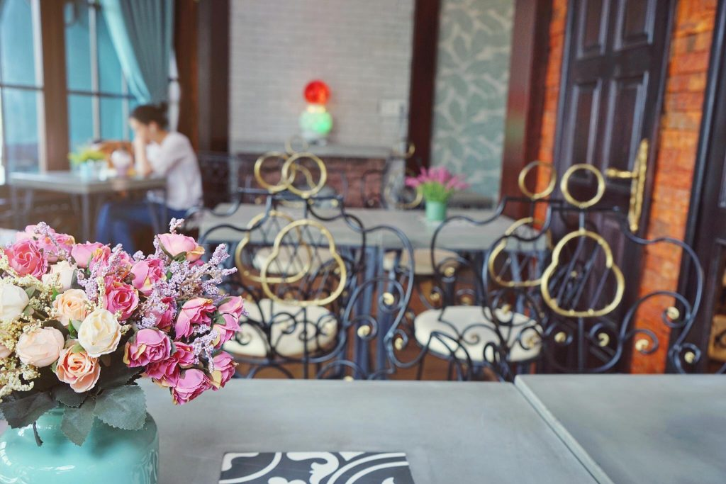 CoffeeVille - Điểm sống ảo view cực chất cho giới trẻ Sài Thành thiet ke quan cafe Coffee ville 10