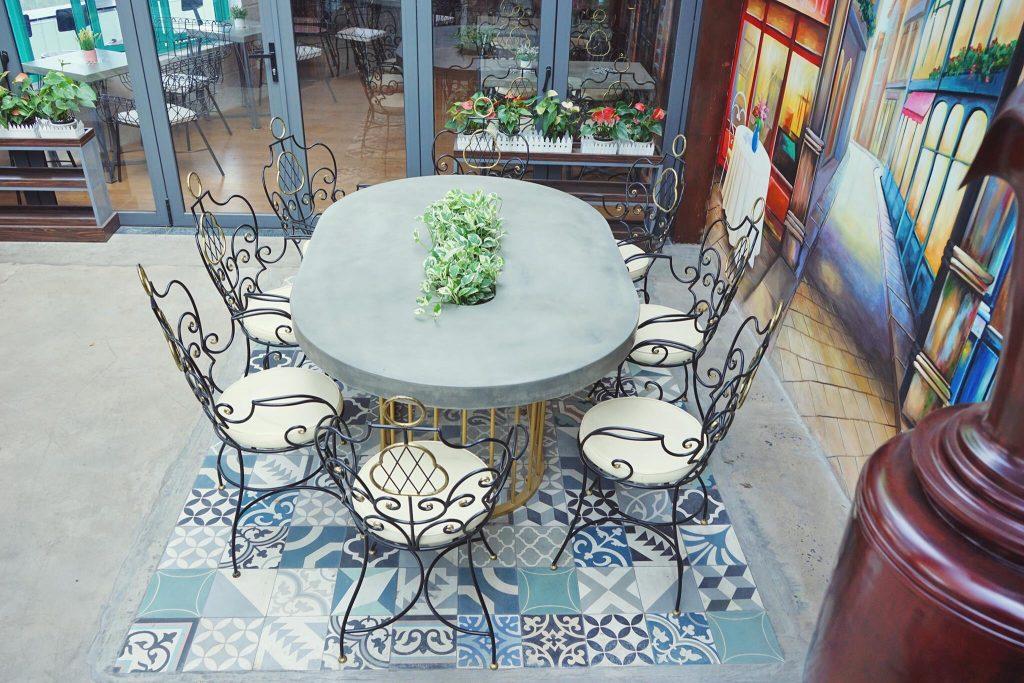 CoffeeVille - Điểm sống ảo view cực chất cho giới trẻ Sài Thành thiet ke quan cafe Coffee ville 12
