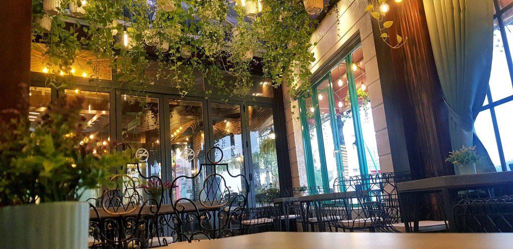 CoffeeVille - Điểm sống ảo view cực chất cho giới trẻ Sài Thành thiet ke quan cafe Coffee ville 17