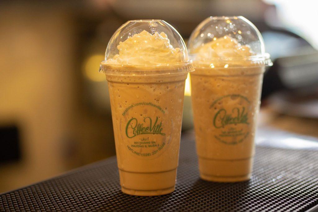 CoffeeVille - Điểm sống ảo view cực chất cho giới trẻ Sài Thành thiet ke quan cafe Coffee ville 20
