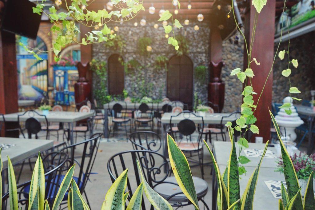 CoffeeVille - Điểm sống ảo view cực chất cho giới trẻ Sài Thành thiet ke quan cafe Coffee ville 4