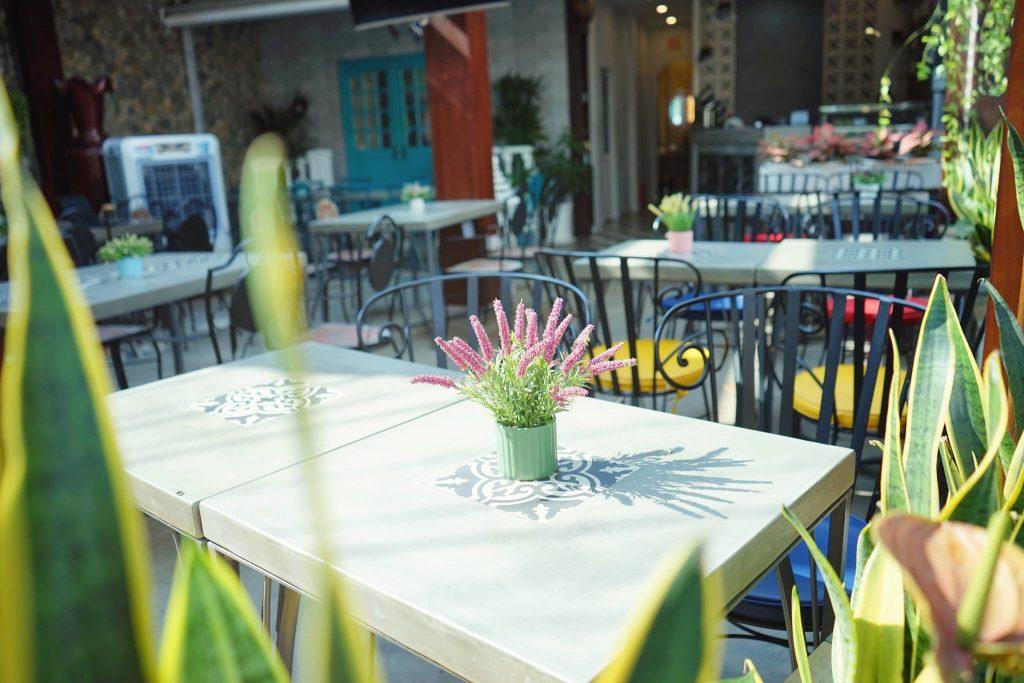 CoffeeVille - Điểm sống ảo view cực chất cho giới trẻ Sài Thành thiet ke quan cafe Coffee ville 7