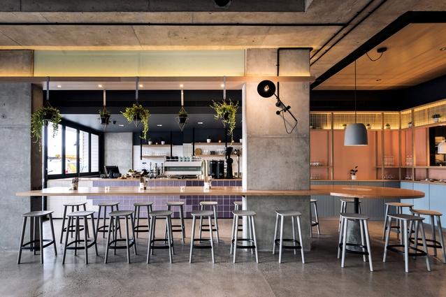 Thiết kế thi công nội thất quán cafe thiet ke quan cafe dep 1