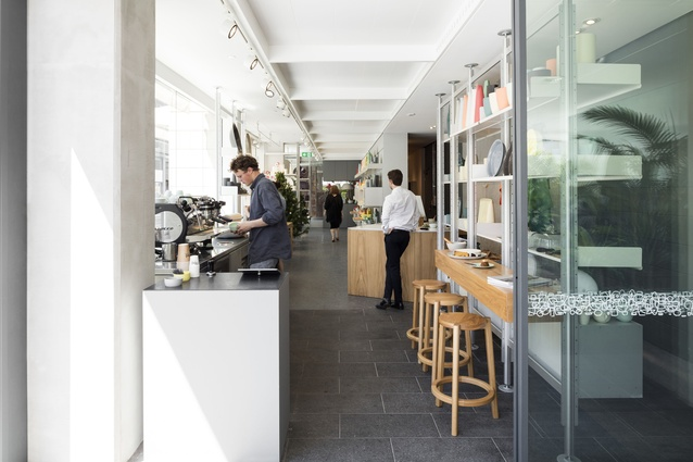 Thiết kế thi công nội thất quán cafe thiet ke quan cafe dep 14