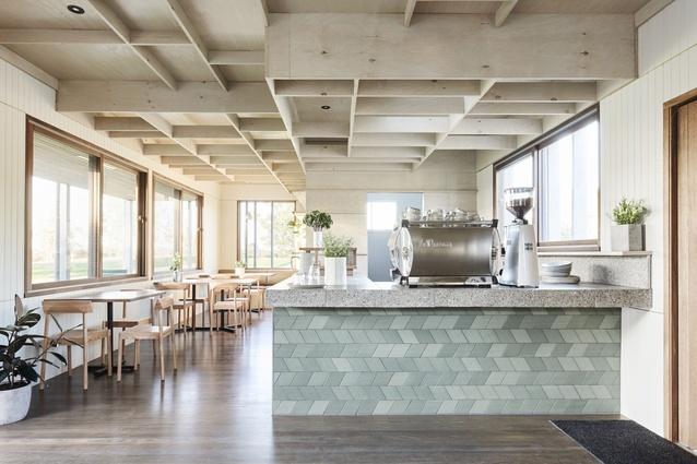 Thiết kế thi công nội thất quán cafe thiet ke quan cafe dep 15
