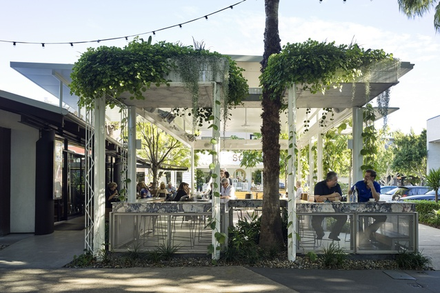 Thiết kế thi công nội thất quán cafe thiet ke quan cafe dep 8