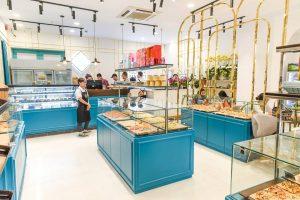 38 Flower Market Tea House - Mô hình kinh doanh độc đáo của Starup nổi tiếng thiet ke quan cafe tea flower 6