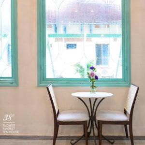 38 Flower Market Tea House - Mô hình kinh doanh độc đáo của Starup nổi tiếng thiet ke quan cafe tea flower 8