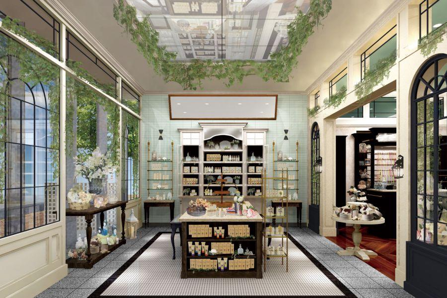 Xu hướng thiết kế nội thất showroom đẹp 4
