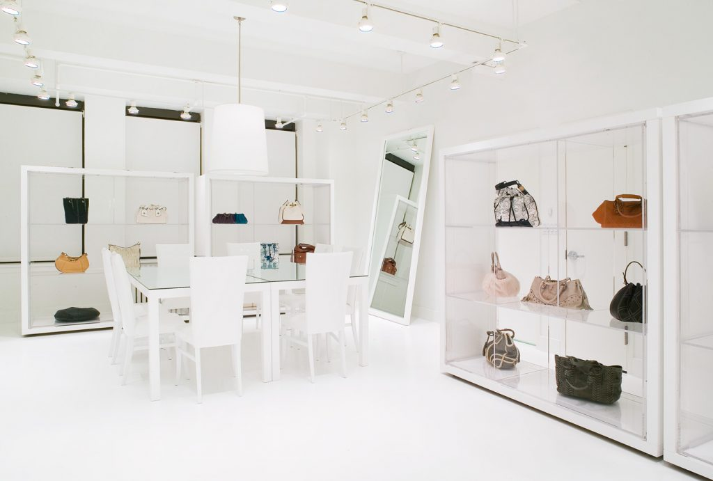 Xu hướng thiết kế nội thất showroom đẹp Thiết kế thi công showroom theo phong cách hiện đại.