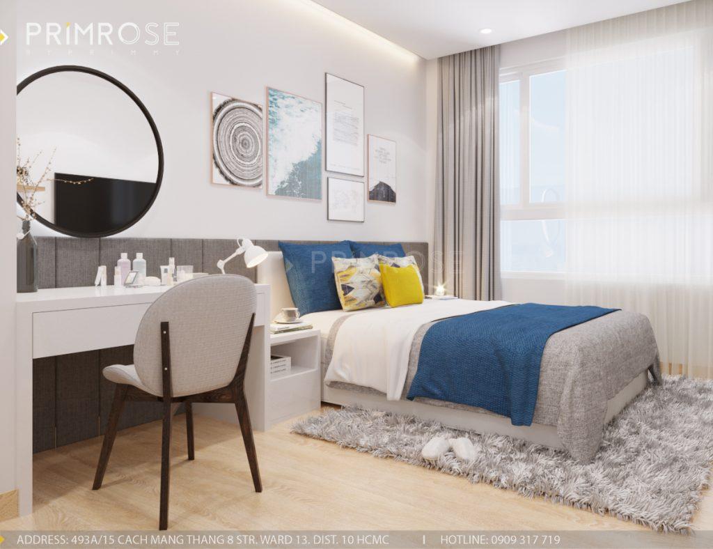 Thiết kế nội thất căn hộ Sunrise Riverside, Quận 7 thiet ke can ho hien dai Sunrise Riverside Quan7 11