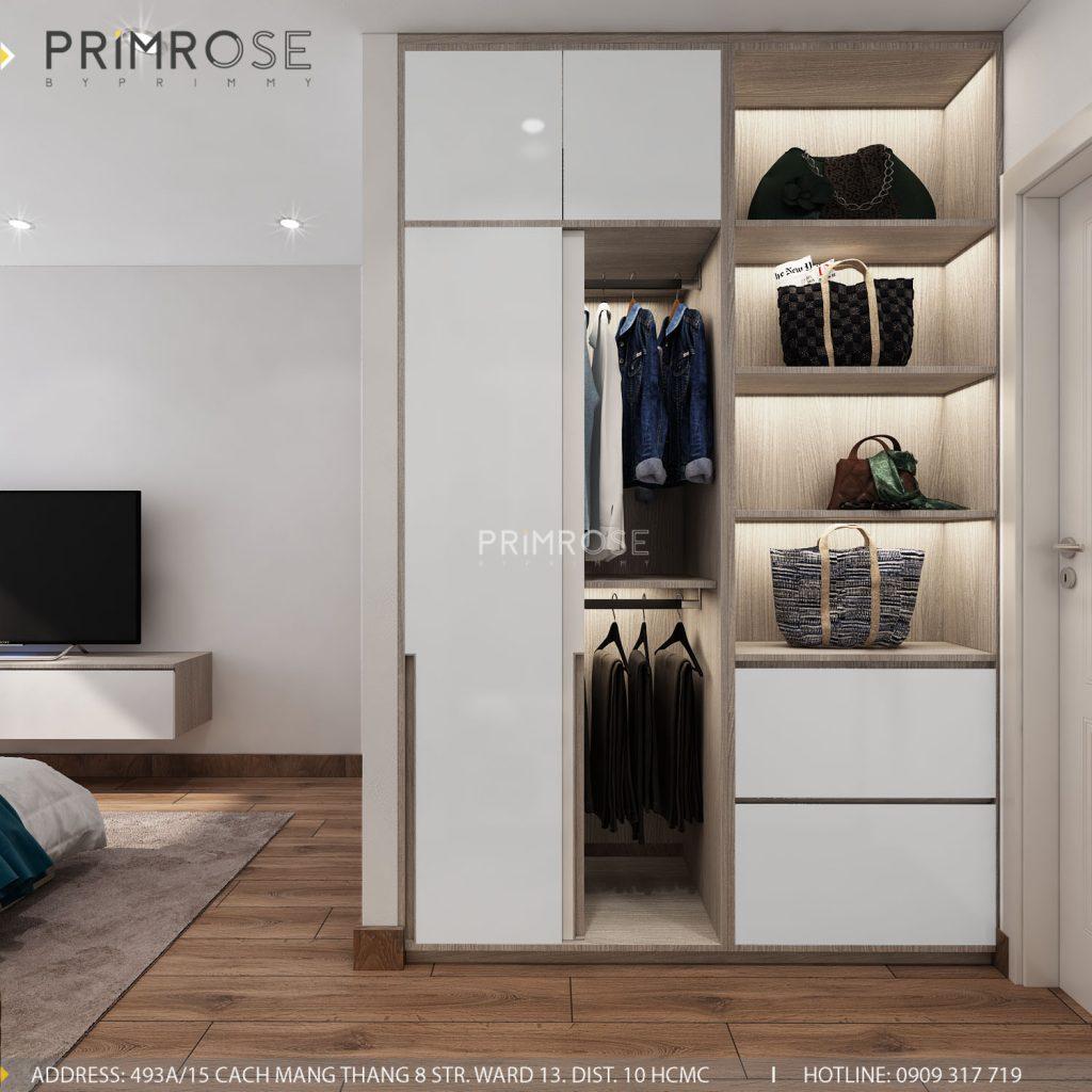 Thiết kế nội thất căn hộ Sunrise Riverside, Phước Kiểng, Nhà Bè thiet ke noi that can ho Sunrise Rriverside Nha Be Phuoc Kieng 11