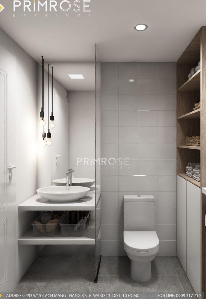 Thiết kế nội thất căn hộ Sunrise Riverside, Phước Kiểng, Nhà Bè thiet ke noi that can ho Sunrise Rriverside Nha Be Phuoc Kieng 12