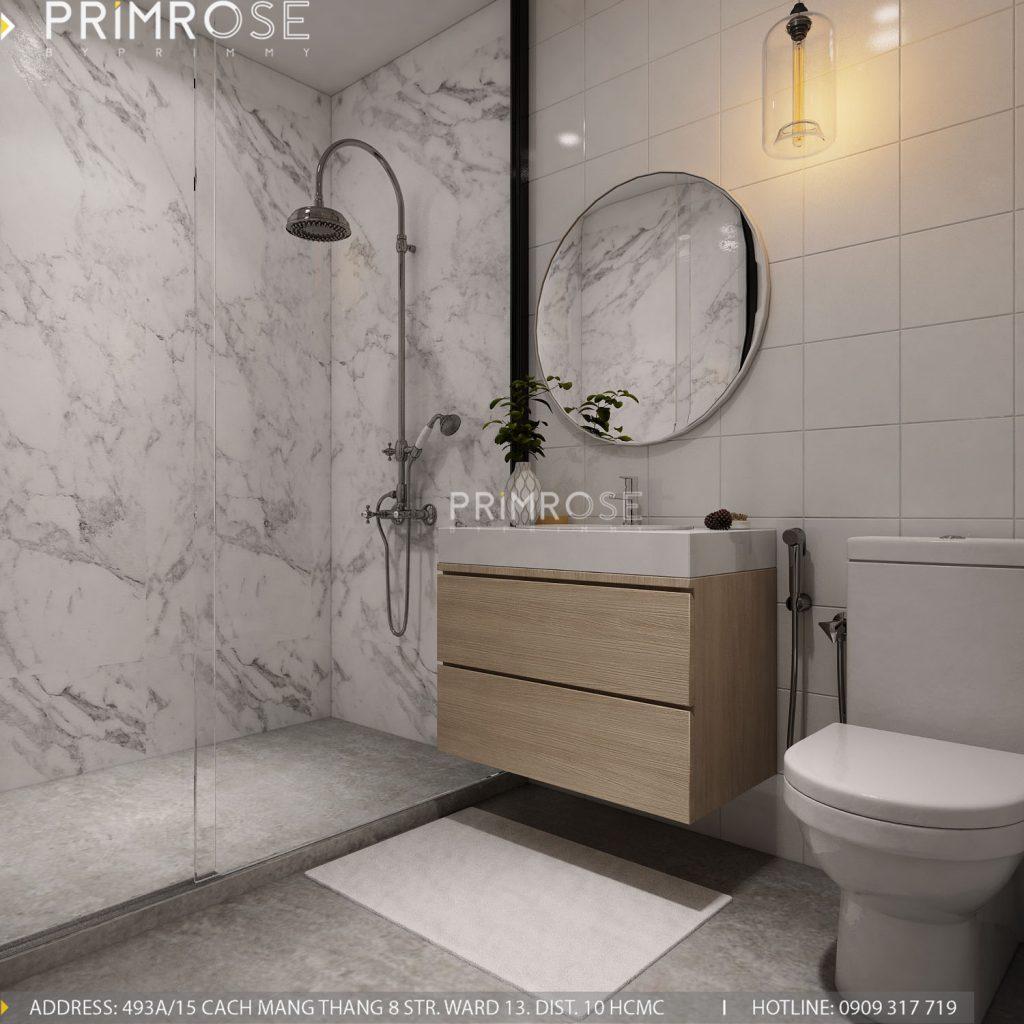 Thiết kế nội thất căn hộ Sunrise Riverside, Phước Kiểng, Nhà Bè thiet ke noi that can ho Sunrise Rriverside Nha Be Phuoc Kieng 13