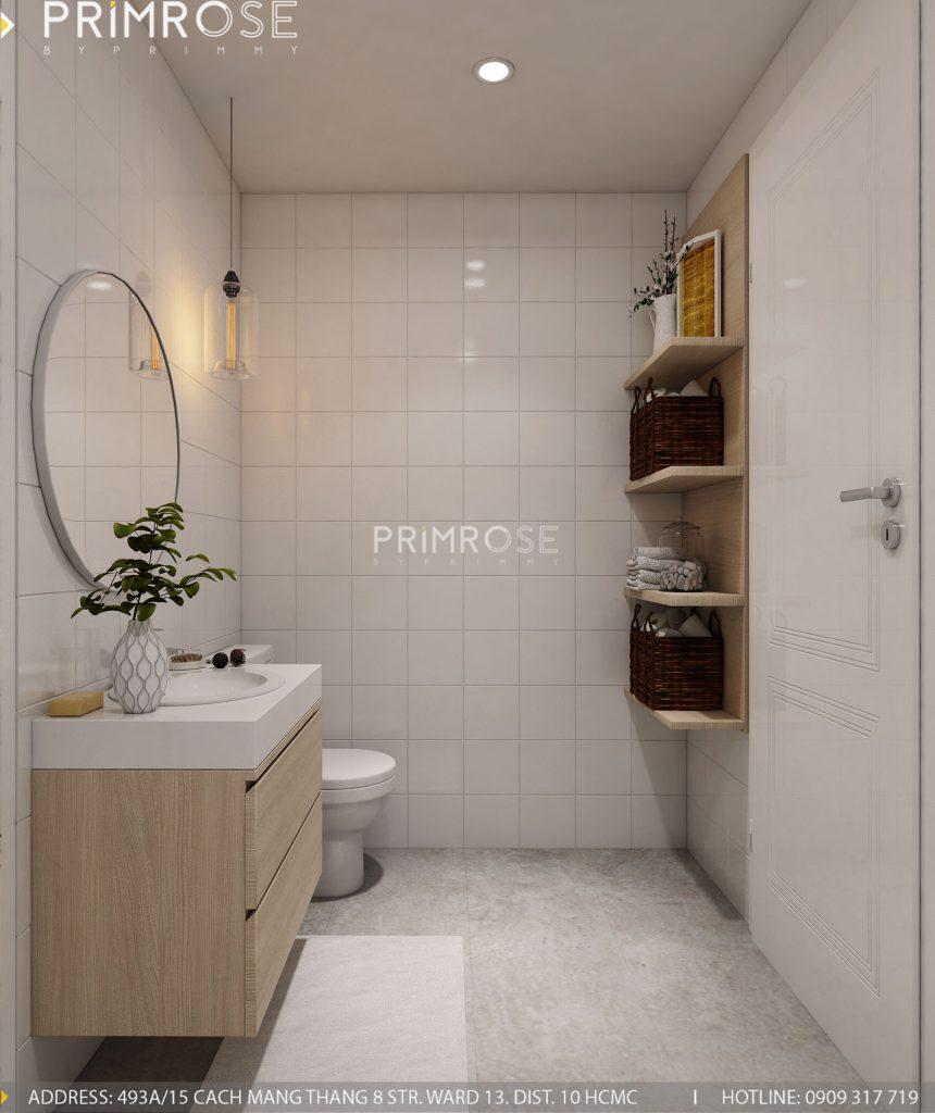 Thiết kế nội thất căn hộ Sunrise Riverside, Phước Kiểng, Nhà Bè thiet ke noi that can ho Sunrise Rriverside Nha Be Phuoc Kieng 14