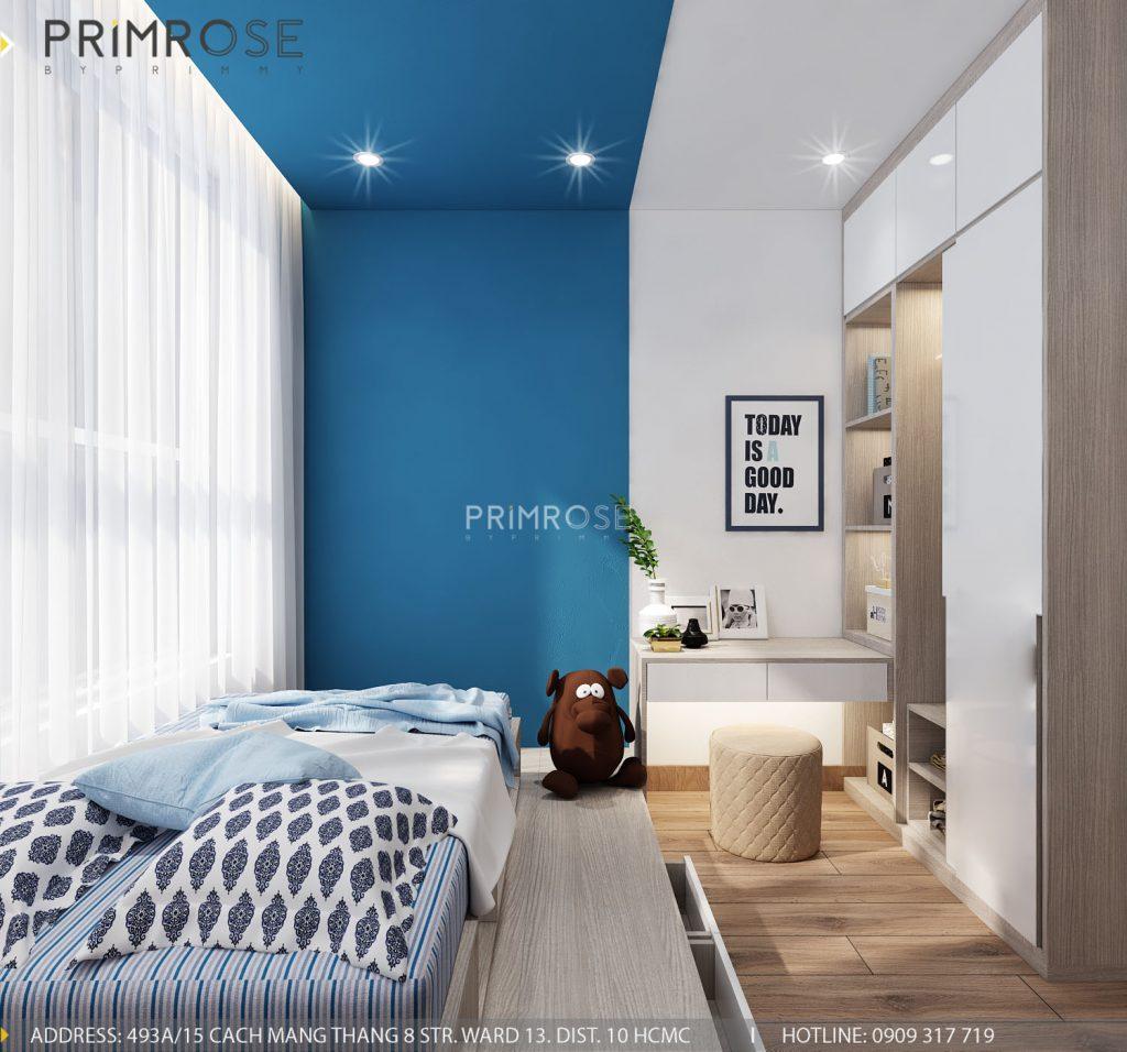 Thiết kế nội thất căn hộ Sunrise Riverside, Phước Kiểng, Nhà Bè thiet ke noi that can ho Sunrise Rriverside Nha Be Phuoc Kieng 6